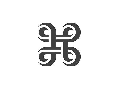 ⌘ Command Icon character keyboard cmd apple mac vector mark logo illustration design icon command