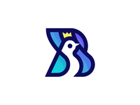 B Bird Logo