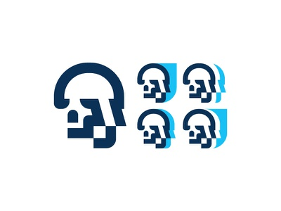 Skull graphic design for sale star wars darth vader brand identity icon face identity symbol mark design skull head logo