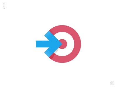 Arrow and Target brand accurate business bullseye identity branding consult consulting target arrow mark icon for hire start-up company logo start up digital marketing desktop mobile app icon for sale visual corporate identity marketing logo designer