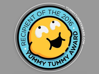 Yummy Tummy Award