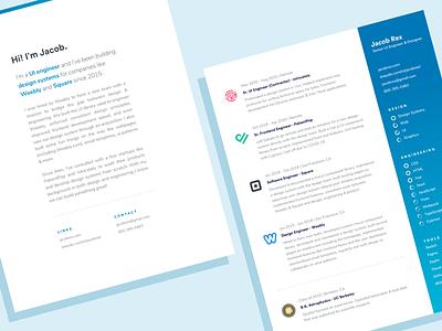 2020 Resume resume clean resume cv resume design cover letter resume
