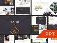 TAHU - Free PowerPoint Template