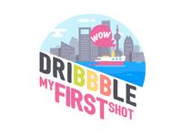 Hey,Dribbble!