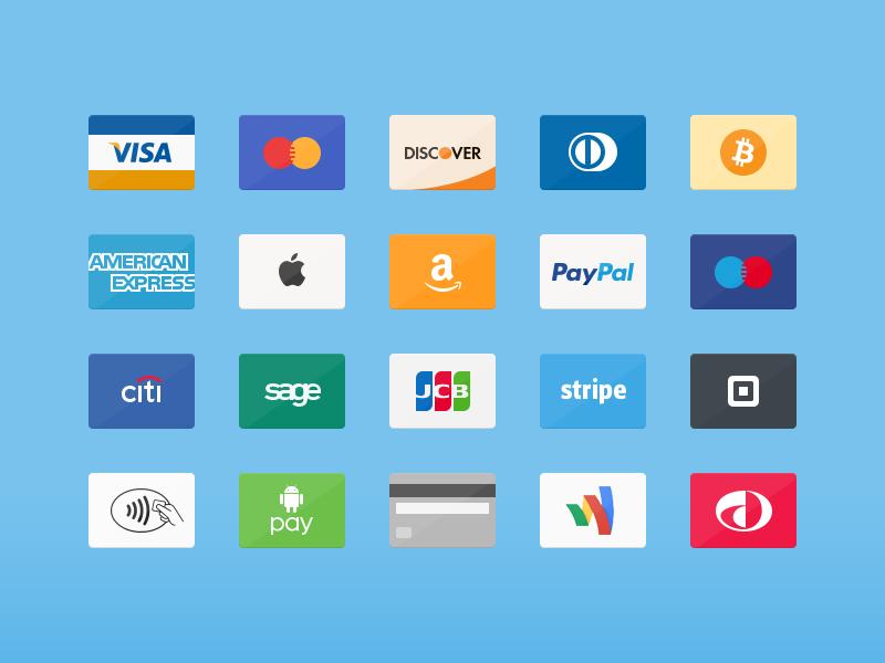 Credit Cards | Free Psd branding logo