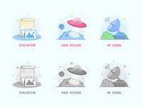 Illustrations practice