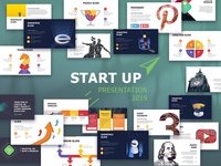 StartUp-X Presentation Template