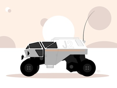 Lost in Space Rover
