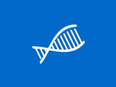 DNA Helix illustration data 2d animation cinema4d render loop 3d c4d