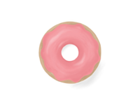 The Airbrushed Donut