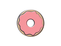 The Inked Donut