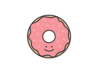 The Friendly Donut