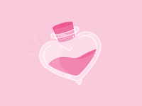 Be My Dribbble Valentine?