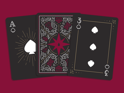 Caraval Playing Cards