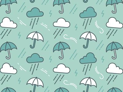 Storms & Seas Pattern
