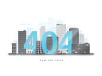 404 Page - City Details