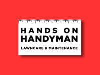 Local Handyman Business Card
