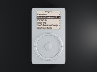 Useless Product Mockups #3: iPod mockup free psd psd ipod freebie 3d render blender 3d