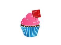 Cupcakes n' Condoms Logo