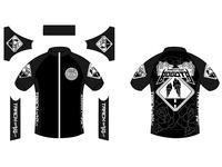 TOD x BOGOTA cycling jersey