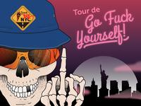Tour de Go Fuck Yourself!