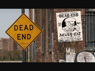 "Cat6 ""The Dead End Alley Cat"""
