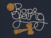 Rope Gang Kendama Gang