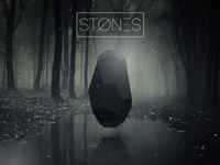 STONES artwork & logo