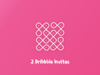 2 Dribbble Invite give away