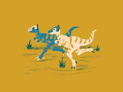 Dino Sketchbook - Goyocephale