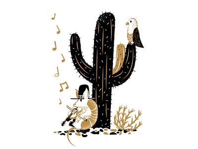 Cowpoke vector cowpoke western texture editorial illustration editorial illustration