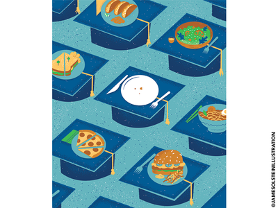 UNIVERSITY OF DELAWARE education illustrator magazine illustration magazine editorial illustration editorial illustration