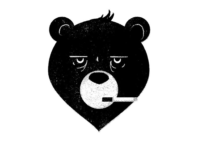 Bear smoke