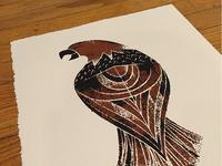 Eagle Printed