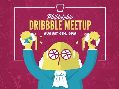 Summer Dribbble Philadelphia Meetup