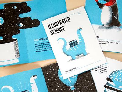 Illustrated Science Zine