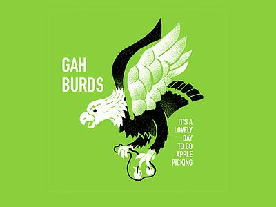 Eagles - 02 eagles philadelphia editorial illustration editorial illustration