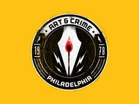 Art & Crime badge
