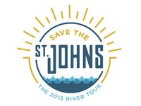 Save The St. Johns logo v.1