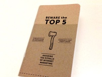 Beware the Top 5 booklet