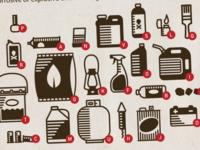 Hazardous Material Icons WIP