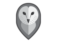 Owl Logo Exploration - 2