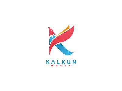 Kalkun Media logomark graphics designstudio creativeagency startup creative graphicdesign brandidentity logoinspiration creativelogo logos logo