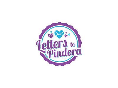 Letter to Pindora logo logos creativelogo logoinspiration brandidentity graphicdesign creative startup creativeagency designstudio graphics logomark