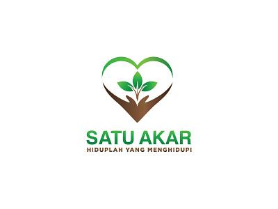 Satu Akar Dribble logomark graphics designstudio creativeagency startup creative graphicdesign brandidentity logoinspiration creativelogo logos logo
