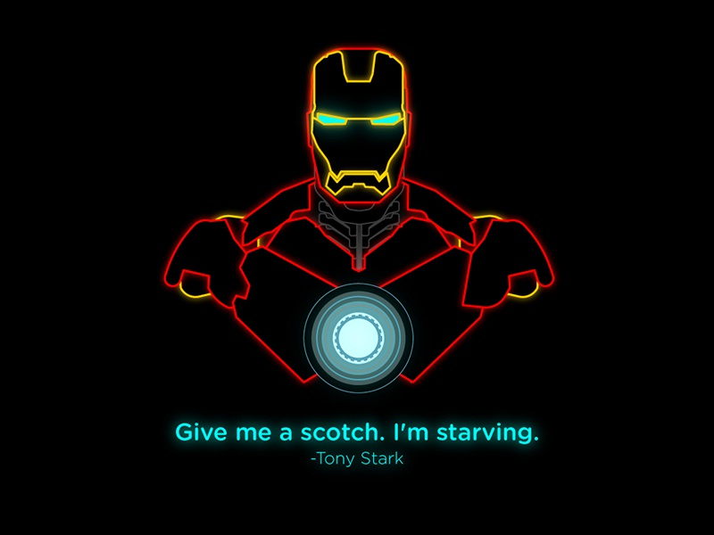 Iron Man line art tony stark iron man stark marvel design icon fireworks avengers