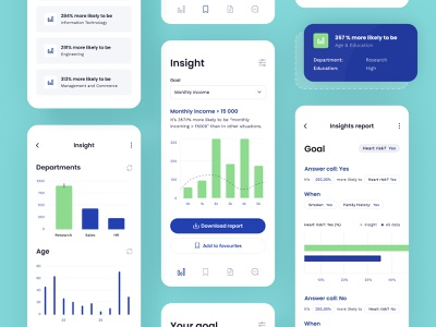 Sage Express - Mobile app ui ux figma report interface insight income application flow mobile app projects admin panel service software chart platform saas mobile product design arounda