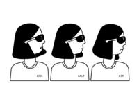 Kool, Kalm, Kim