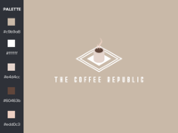 The Coffee Republic l Logo