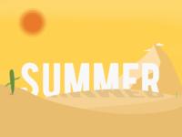 Summer l Illustration